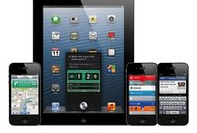 iOS 6 Press images
