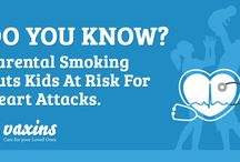Do You Know? / Passive smoking is more dangerous and can seriously affect your child's health adversely.