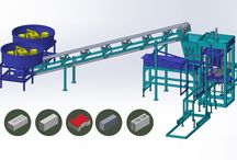 Fully Automatic Fly Ash Brick Making Machine manufacturers in India