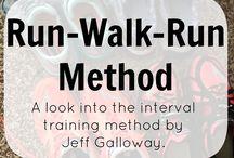 {Run}~ Training plan