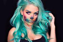 maquillajes/halloween