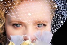 Wedding Hair Accessories / Alternative Bridal Hair Pieces
