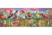 BIRDS AND BLOOMS GARDEN / AVANCES