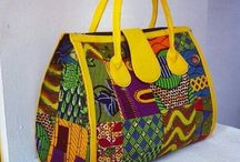 Ankara Handbags Collection