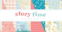 Storytime - Summer 2013 Release / by Studio_Calico