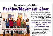 10th annual Movement/fashion show