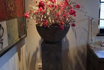 Bloemstukken / Zijden bloemstukken op maat gemaakt...
