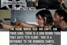 Norman y TWD