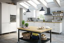 White Kitchens / by B&Q