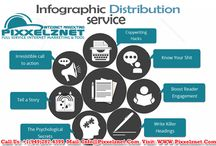 Infographic Distribution service