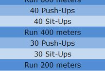 Workout of the Day / Quick effective workouts