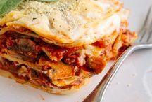 Lasagne - vegan gf