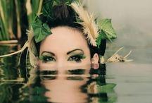Underwater Nymph