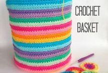 Crochet knick-knacks