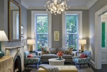 Living Rooms:  The Well Appointed House