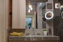 Дизайн на бани / Търсиш идея? Намери вдъхновение от тези бани със страхотен дизайн!