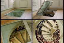 """.cellar inspiration. / some people have a """"man cave"""" i get lost in my cellar."""