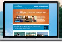 Websites We've Created / Some awesome websites we've had the pleasure of designing...
