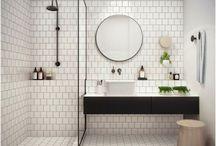 Kakel 15x15 badrum