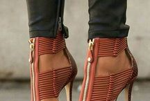 Shoes and high-heels for women