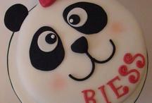 festa temática - Panda