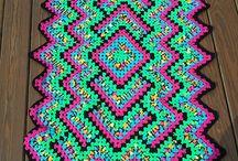 Afgan battaniyeler