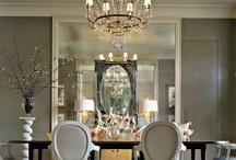 classic, elegant interiors