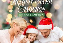 Holiday Cookie Exchange / A collection of our favorite holiday cookie recipes. Share your favorite treats and sweets this holiday season. Happy baking!