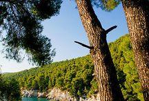 Sporades, Evia