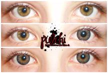 Pulchi - Circle Lense-Reviews / Reviews zum Thema Circle Lenses / Kontaktlinsen