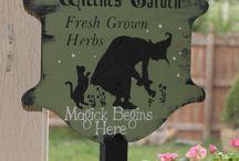 herb garden / by Vicki Kern