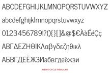 Fonts for KC