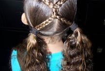 My Little Girl Hair Style Inspiration