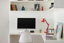 Desk Organization Ideas// Idées pour Bureaux / Ideas for my desk :)