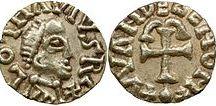 Clotaire III (652 +673) Roi de Neustrie et des Burgondes (657-673) / Roi des Francs de Neustrie et des Burgondes (31 octobre 657 -673). Préd: Clovis II, Succ: Thierry III. - Mérovingien né vers 652, mort en 673. Parents: CLOVIS II et BATHILDE.