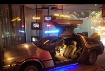 car of back to the future