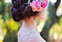 Bridal boho