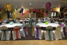 Chair Covers & Sashes / Functions