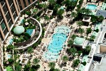Water You Wading For? / Las Vegas summer temperature are rising and the pools are open. #LasVegas #Summertime #Pool