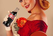 Coca cola  / Vintage / by Tania Hinojosa