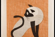 Art and Animals / Cats, Dogs, Foxes, Rabbits, Bears and more