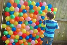 Jude's 7th b-day party / by Lynnette Klassen