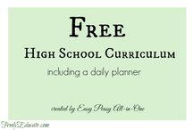 homeschool high school