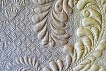 Quilting Feather Motifs