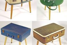 END TABLE IDEAS / by Marie Wallace