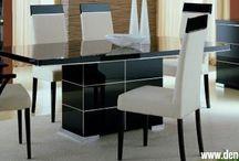 Denelli's Dining Furnitures / Cozy Dining Furnitures