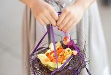 W ideas- flower girl and ring bearer