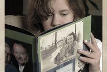 Book, Scrapbooks for genealogy