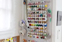 Organização Sala De Costura
