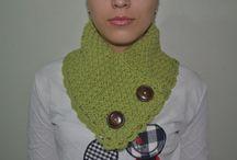 Crochet Ganchillo Lana Mods / Bufandas, ponchos y más....